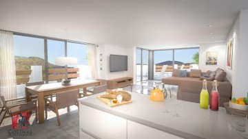 2 Bed  Flat / Apartment for Sale, Palm Mar, Tenerife - PG-C1794