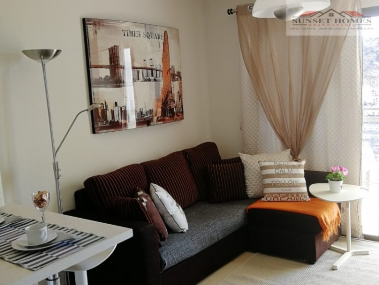 1 Bed  Flat / Apartment to Rent, Puerto Rico, Mogán, Gran Canaria - SH-1729R 2
