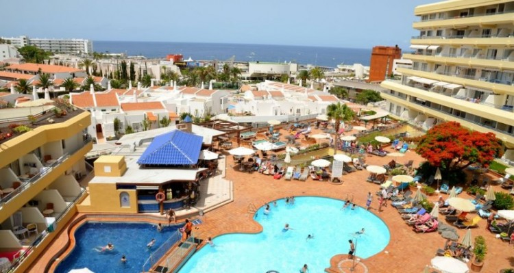 2 Bed  Flat / Apartment for Sale, Torviscas Playa, Tenerife - TP-01389 11
