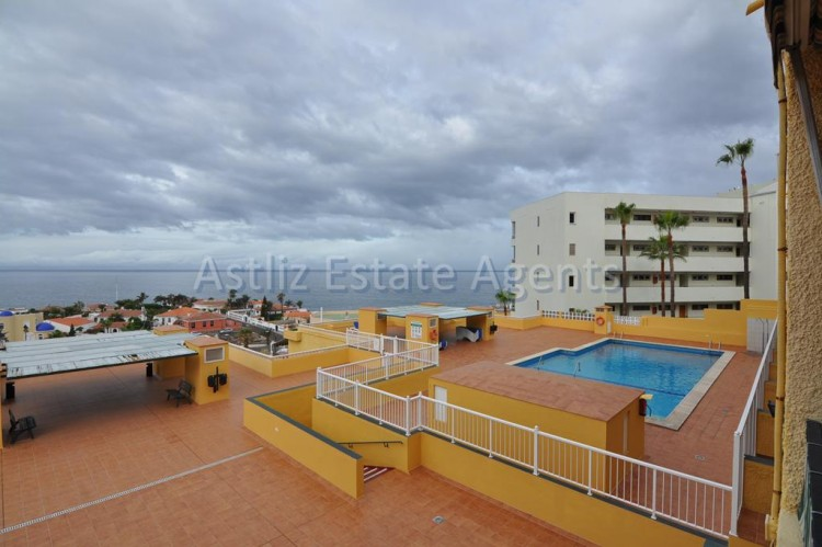 1 Bed  Flat / Apartment for Sale, Playa De La Arena, Santiago Del Teide, Tenerife - AZ-1247 1