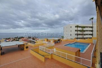 1 Bed  Flat / Apartment for Sale, Playa De La Arena, Santiago Del Teide, Tenerife - AZ-1247