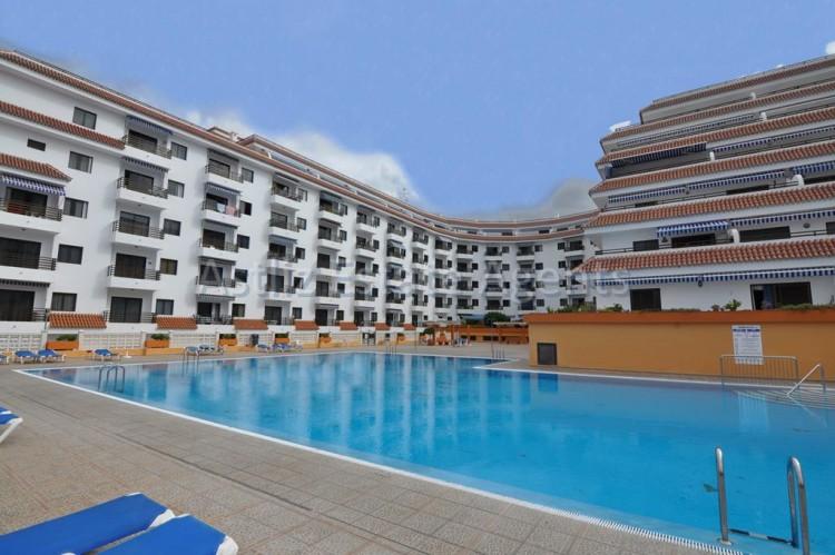 2 Bed  Flat / Apartment for Sale, Playa De La Arena, Santiago Del Teide, Tenerife - AZ-1248 1