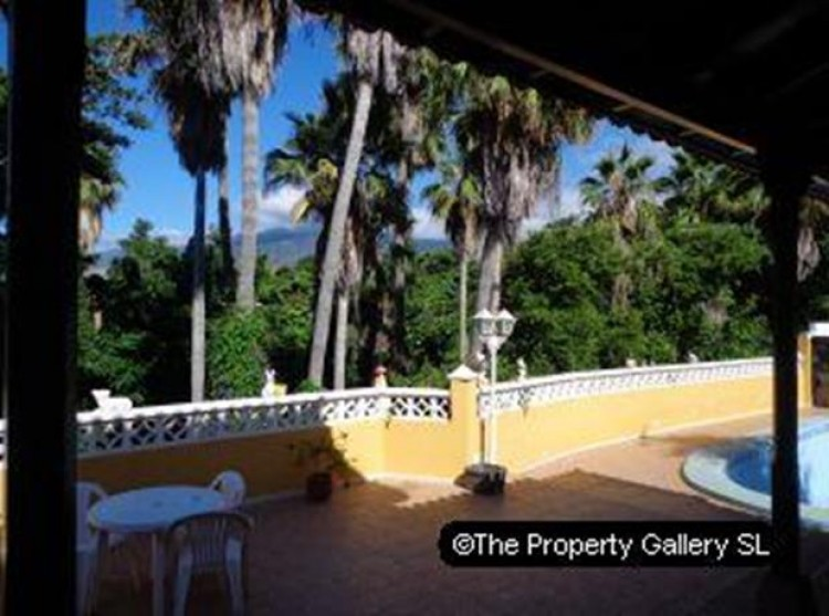 4 Bed  Villa/House for Sale, Puerto De La Cruz, Tenerife - PG-D1487 12