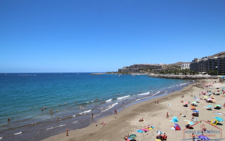 1 Bed  Flat / Apartment to Rent, Patalavaca, Gran Canaria - NB-1034 1
