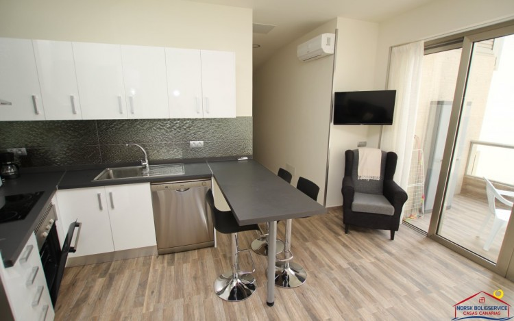 1 Bed  Flat / Apartment to Rent, Arguineguin, Gran Canaria - NB-2058 7