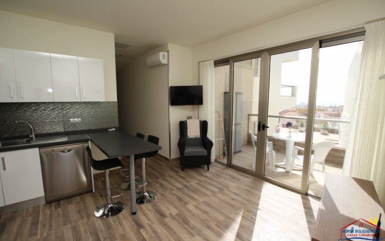 1 Bed  Flat / Apartment to Rent, Arguineguin, Gran Canaria - NB-2058 8