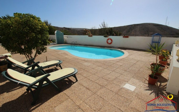 2 Bed  Flat / Apartment to Rent, Arguineguin, Gran Canaria - NB-2089 1