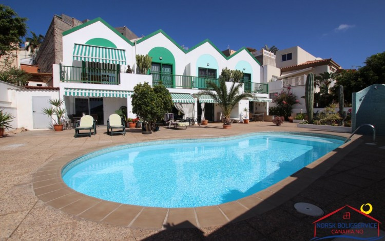 2 Bed  Flat / Apartment to Rent, Arguineguin, Gran Canaria - NB-2089 2