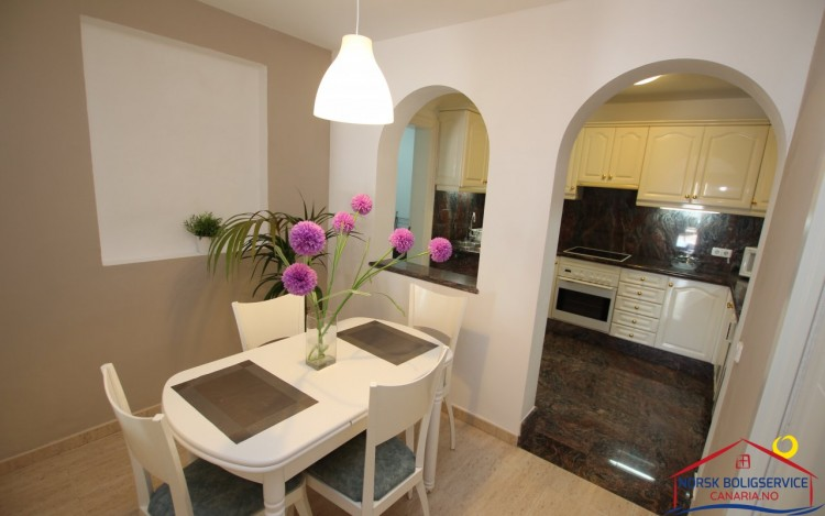 2 Bed  Flat / Apartment to Rent, Arguineguin, Gran Canaria - NB-2089 8