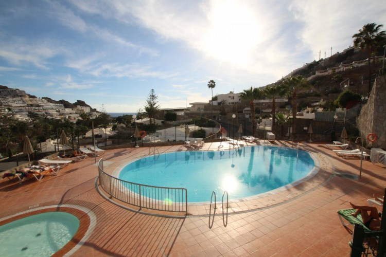 2 Bed  Flat / Apartment to Rent, Puerto Rico, Gran Canaria - NB-2099 1