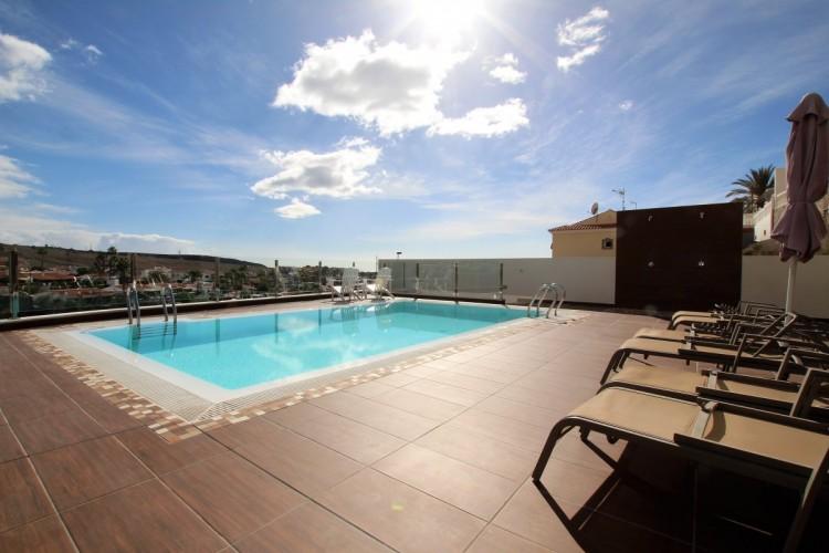 2 Bed  Flat / Apartment to Rent, Arguineguin, Gran Canaria - NB-2100 1