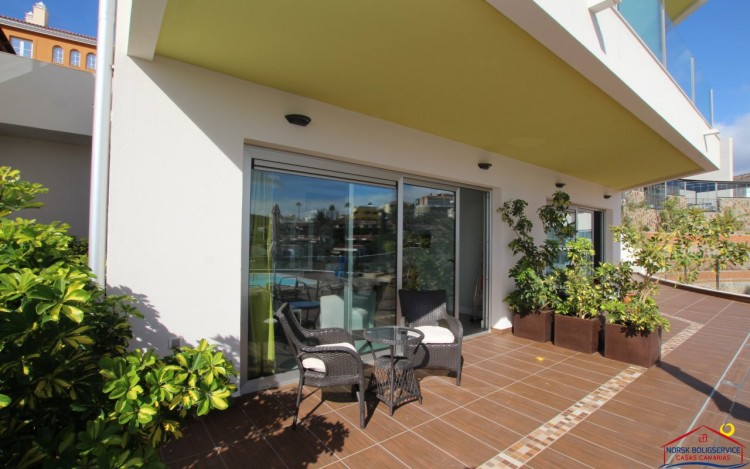 2 Bed  Flat / Apartment to Rent, Arguineguin, Gran Canaria - NB-2100 4