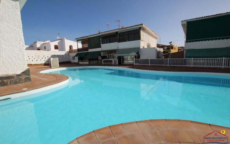 3 Bed  Flat / Apartment to Rent, Arguineguin, Gran Canaria - NB-2160 1