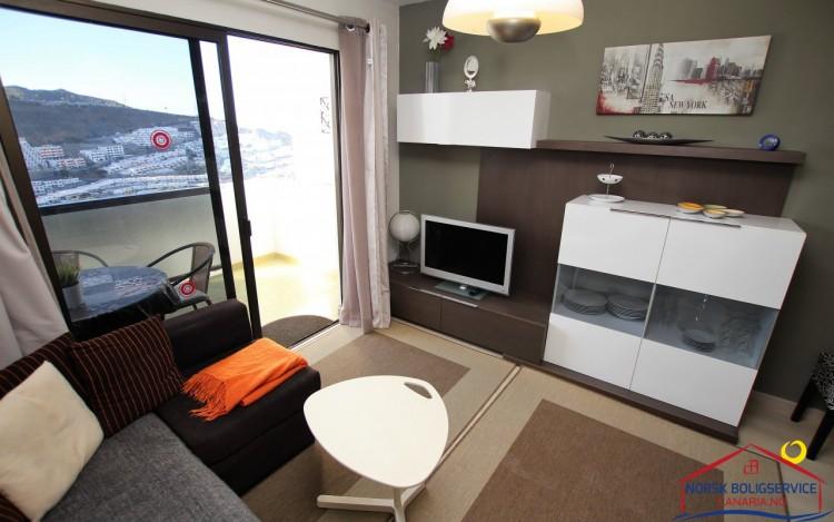 1 Bed  Flat / Apartment to Rent, Puerto Rico, Gran Canaria - NB-2172 2