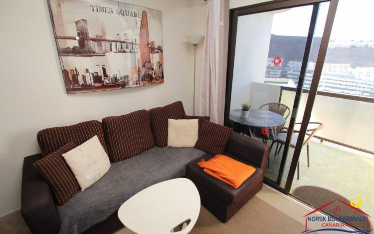 1 Bed  Flat / Apartment to Rent, Puerto Rico, Gran Canaria - NB-2172 3