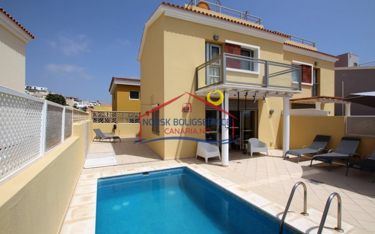 5 Bed  Villa/House to Rent, Arguineguin, Gran Canaria - NB-2223 1