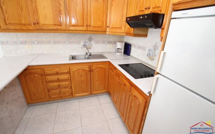 1 Bed  Flat / Apartment to Rent, Arguineguin, Gran Canaria - NB-266 4