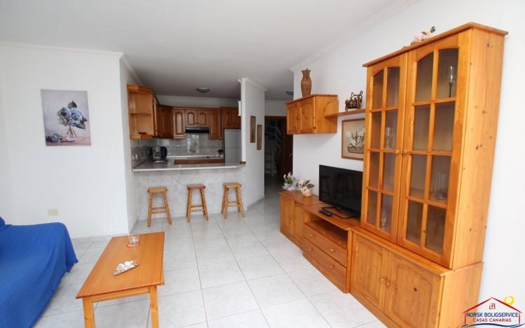 1 Bed  Flat / Apartment to Rent, Arguineguin, Gran Canaria - NB-266 5