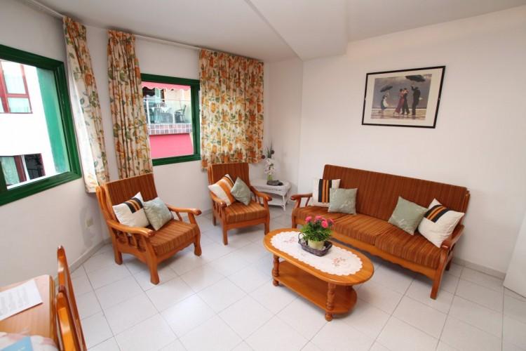 3 Bed  Flat / Apartment to Rent, Arguineguin, Gran Canaria - NB-548 1