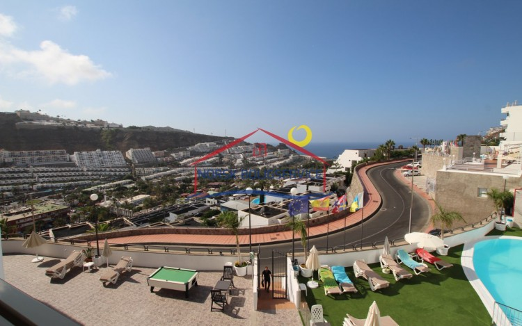 1 Bed  Flat / Apartment to Rent, Puerto Rico, Gran Canaria - NB-667 1