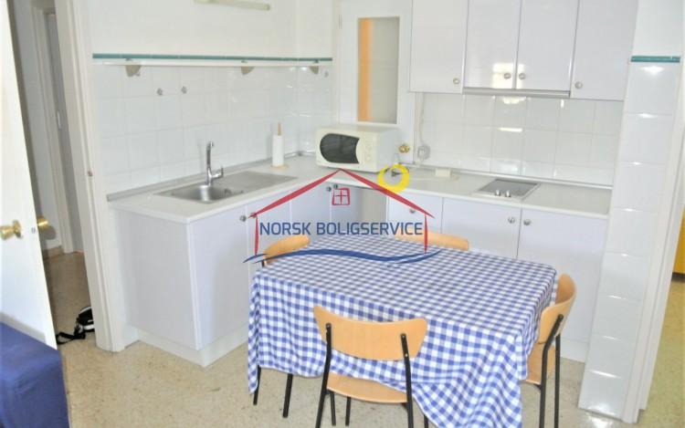 1 Bed  Flat / Apartment to Rent, Arguineguin, Gran Canaria - NB-838 8