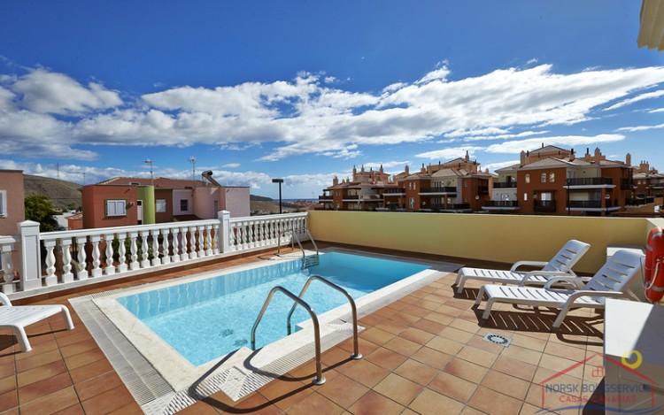 2 Bed  Flat / Apartment to Rent, Arguineguin, Gran Canaria - NB-893 1