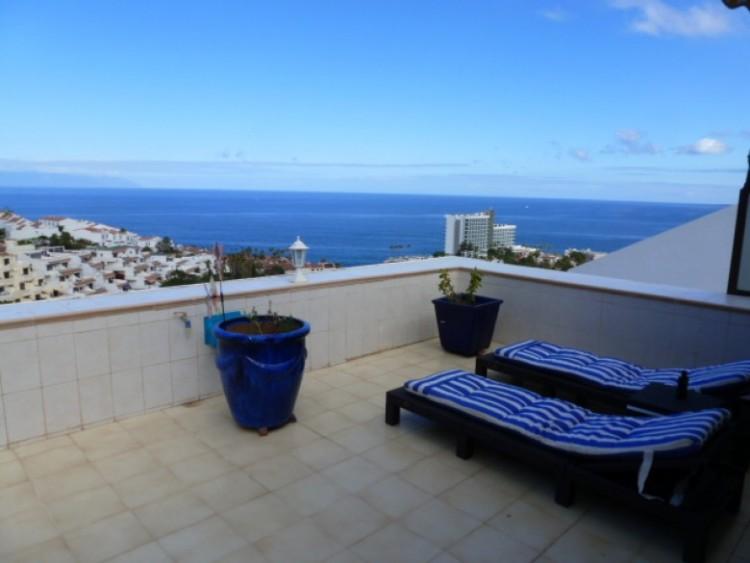 2 Bed  Flat / Apartment for Sale, Los Gigantes, Tenerife - SB-39 1