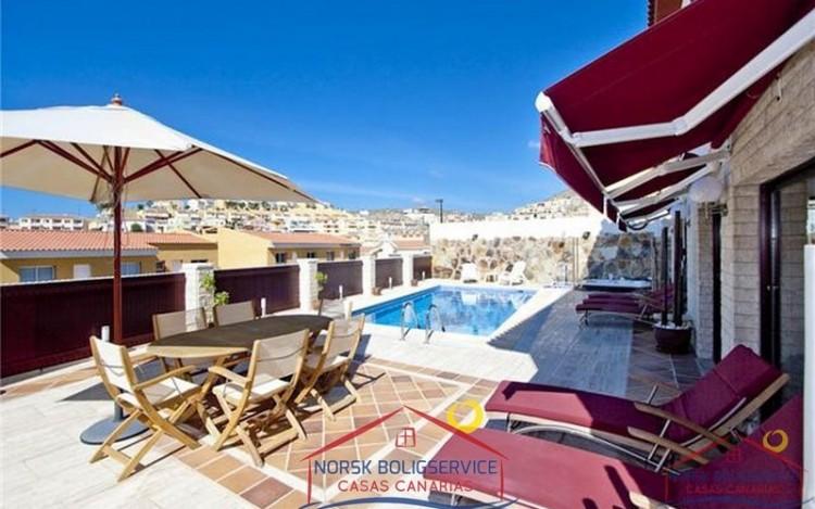 4 Bed  Villa/House for Sale, Arguineguin, Gran Canaria - NB-279 1