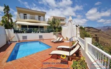 4 Bed  Villa/House for Sale, Montaña La Data, Gran Canaria - NB-495