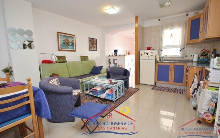1 Bed  Flat / Apartment for Sale, Arguineguin, Gran Canaria - NB-71 9