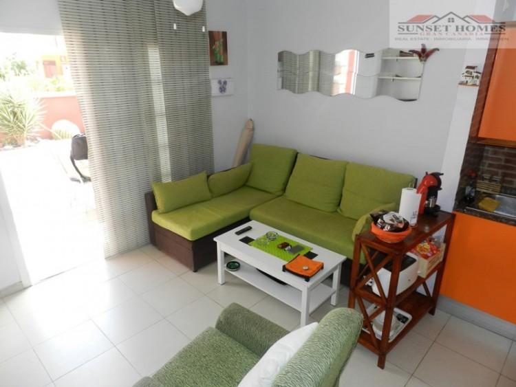 1 Bed  Villa/House to Rent, San Agustín, San Bartolomé de Tirajana, Gran Canaria - SH-2020R 1