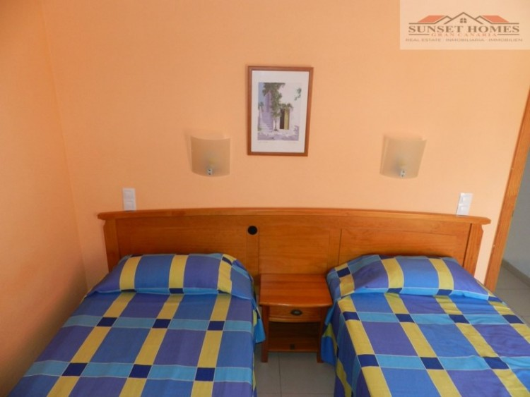 1 Bed  Villa/House to Rent, San Agustín, San Bartolomé de Tirajana, Gran Canaria - SH-2020R 12