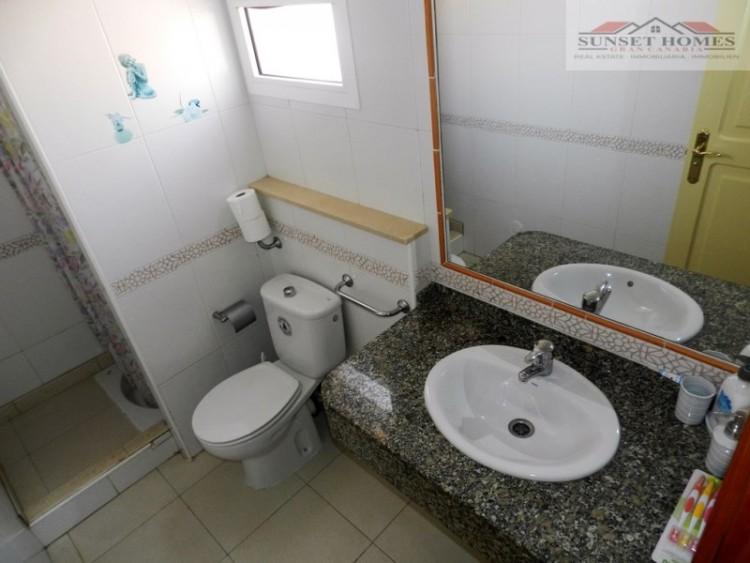 1 Bed  Villa/House to Rent, San Agustín, San Bartolomé de Tirajana, Gran Canaria - SH-2020R 14