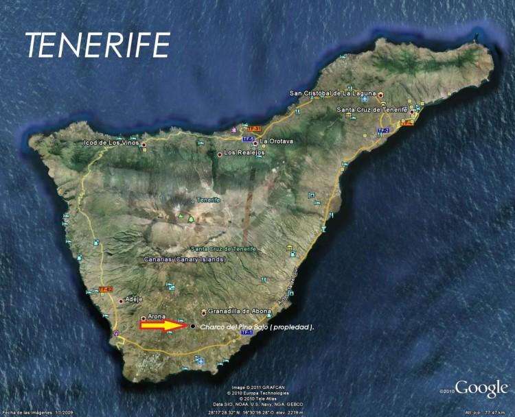 Land for Sale, Charco Del Pino, Granadilla, Tenerife - AZ-1264 8