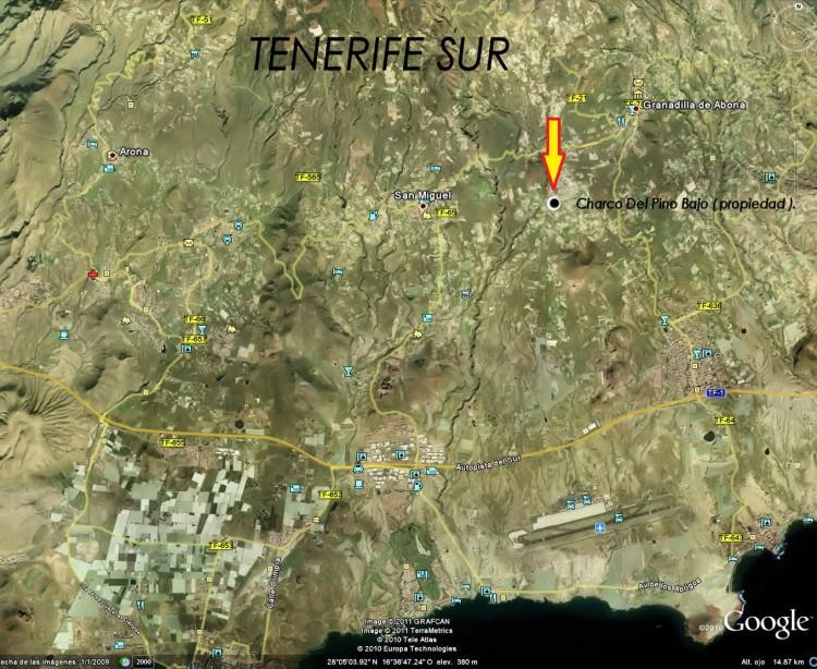 Land for Sale, Charco Del Pino, Granadilla, Tenerife - AZ-1264 9