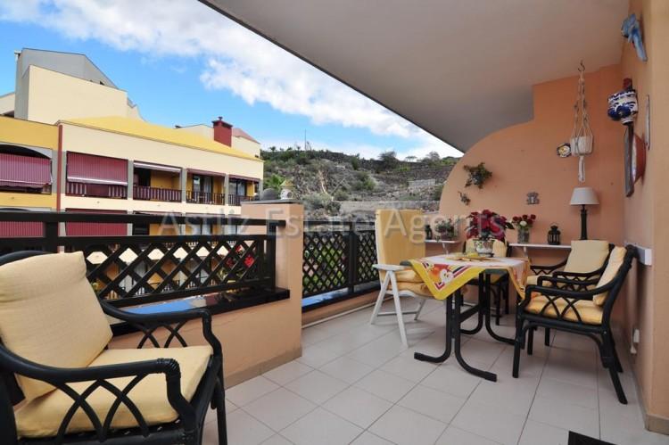 1 Bed  Flat / Apartment for Sale, Puerto De Santiago, Santiago Del Teide, Tenerife - AZ-1267 1