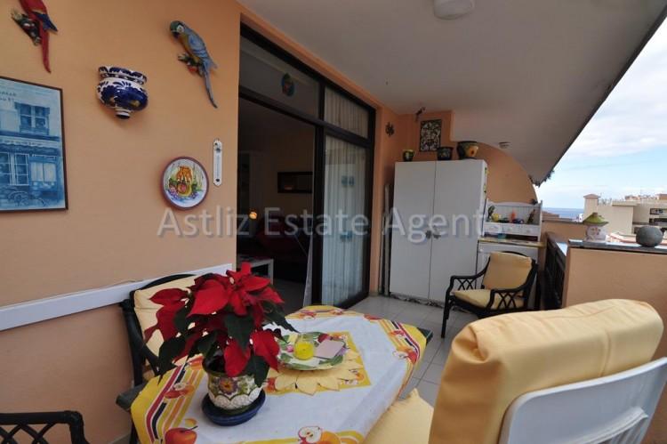 1 Bed  Flat / Apartment for Sale, Puerto De Santiago, Santiago Del Teide, Tenerife - AZ-1267 14