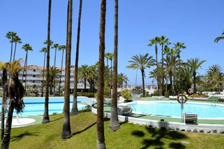 1 Bed  Flat / Apartment for Sale, Las Palmas, Playa del Inglés, Gran Canaria - OI-13922 1