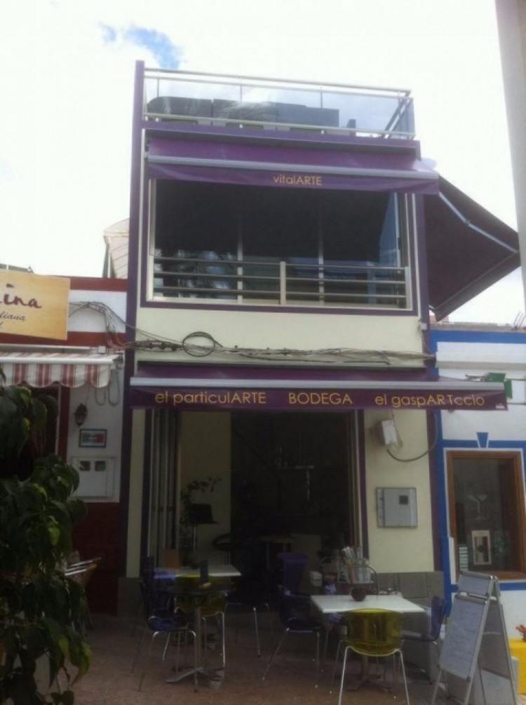 Commercial for Sale, Las Palmas, Mogán, Gran Canaria - DI-2054 1