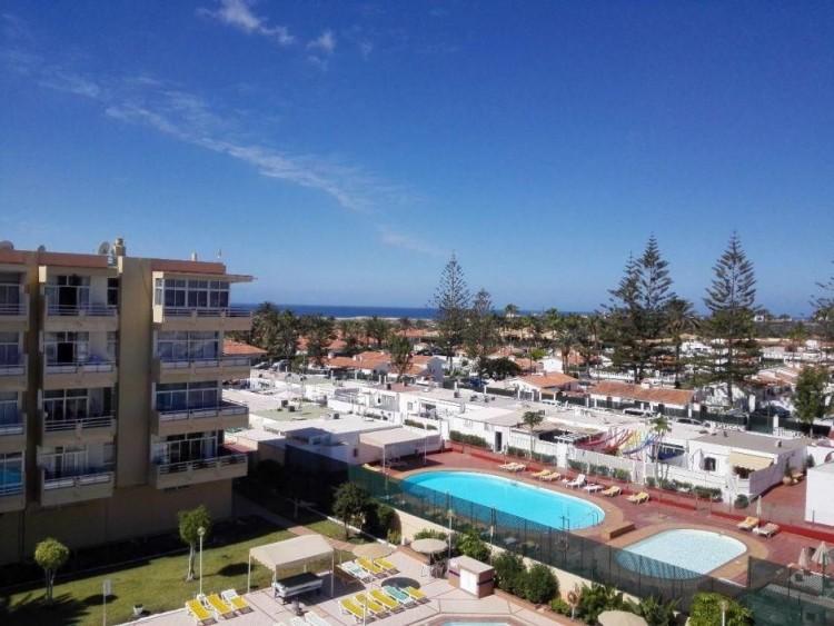 2 Bed  Flat / Apartment to Rent, Las Palmas, Playa del Inglés, Gran Canaria - DI-12713 12