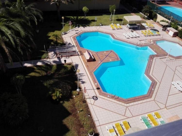 2 Bed  Flat / Apartment to Rent, Las Palmas, Playa del Inglés, Gran Canaria - DI-12713 2