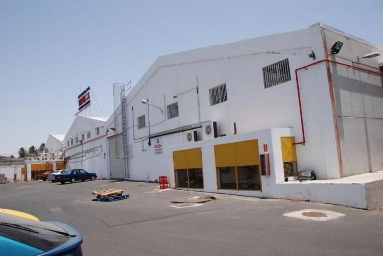 Commercial to Rent, Las Palmas, San Bartolomé Interior, Gran Canaria - DI-2091 1