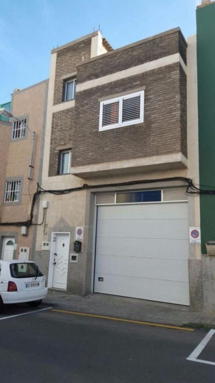 Villa/House for Sale, Las Palmas, Vecindario norte-Cruce Sardina, Gran Canaria - DI-2069 1