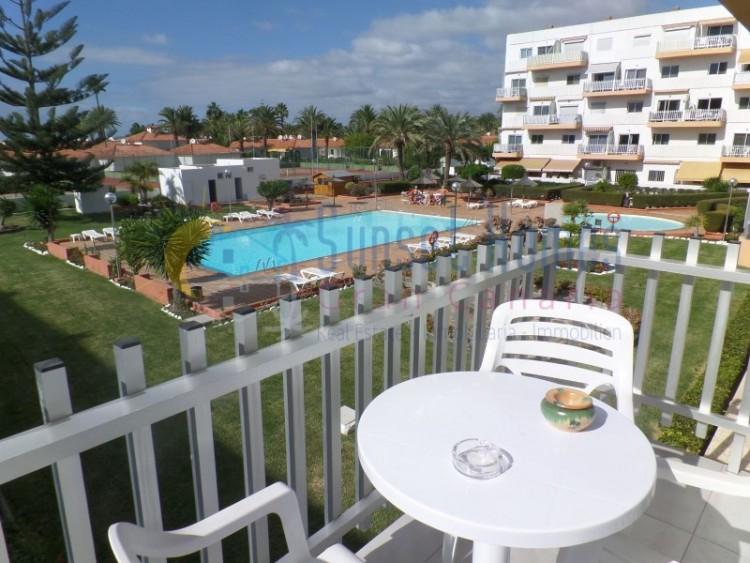 2 Bed  Flat / Apartment to Rent, Playa del Inglés, San Bartolomé de Tirajana, Gran Canaria - SH-2115R 1