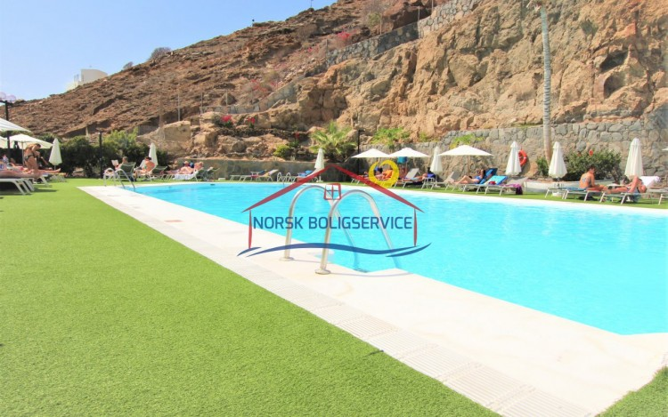 1 Bed  Flat / Apartment for Sale, Puerto Rico, Gran Canaria - NB-2305 1