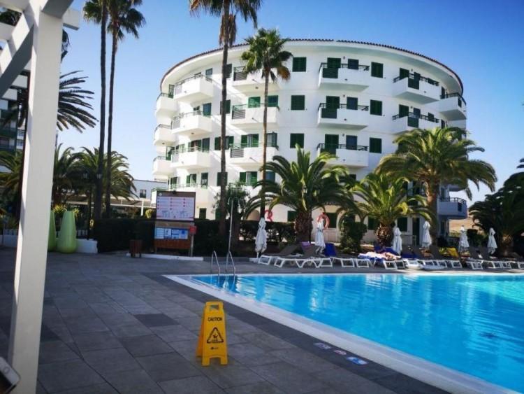 1 Bed  Flat / Apartment for Sale, Las Palmas, Playa del Inglés, Gran Canaria - DI-14495 1